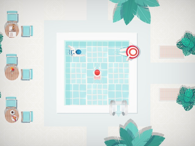 Swim Out introduced for iOS/Android - Put your thinking Swim Cap on Image